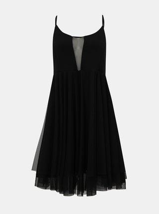 Černé šaty Haily´s Lana