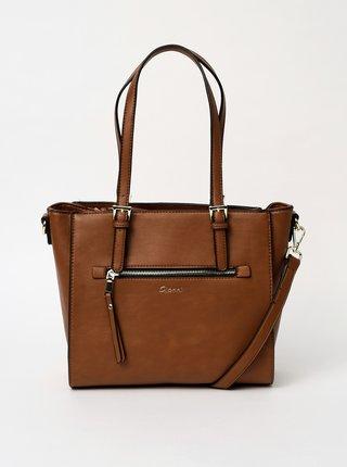 Hnedá kabelka Gionni Lille