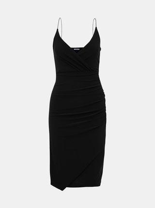 Černé pouzdrové šaty Haily´s Quinn