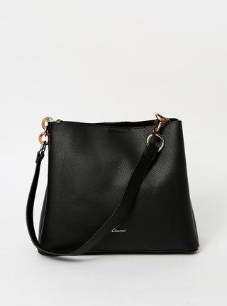 Čierna kabelka Gionni Igala