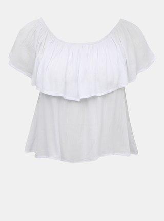 Bílý dámský top Alcott