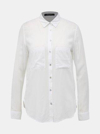 Bílá dámská košile Alcott