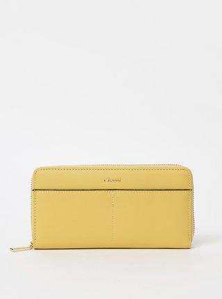 Žltá peňaženka Gionni Fulani