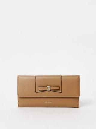 Hnedá peňaženka Gionni Kara