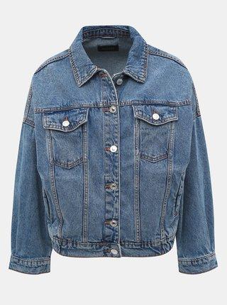 Modrá dámská džínová bunda Alcott