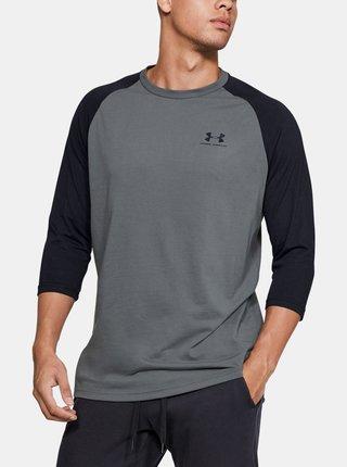 Černé pánské tričko Sportstyle Under Armour