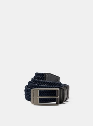 Modrý pánský pásek Under Armour