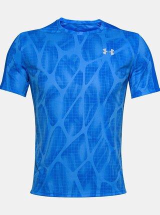 Modré pánské tričko Speed Stride Under Armour