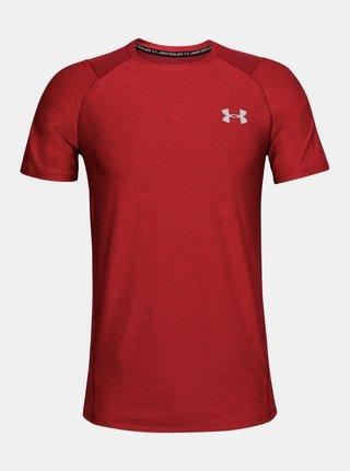 Červené pánské tričko Raid Under Armour