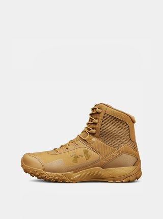 Hnědé pánské boty Valsetz Under Armour