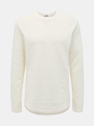Biely sveter ONLY & SONS Leech