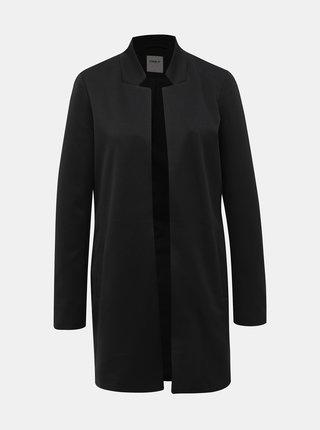 Čierny ľahký kabát ONLY Soho