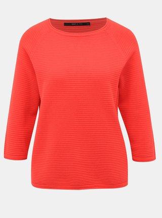 Červený sveter ONLY Poppy