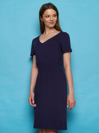 Rochii casual pentru femei Tranquillo - albastru inchis