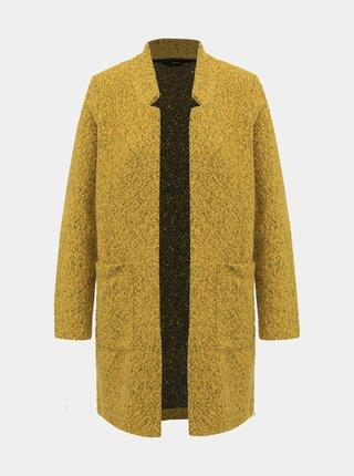 Žlutý lehký kabát M&Co