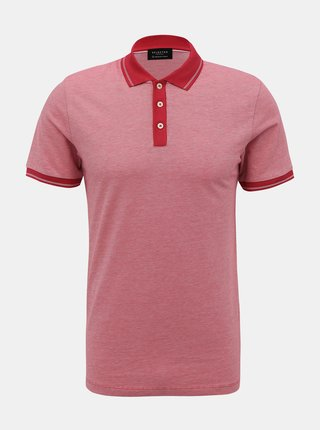 Červené polo tričko Selected Homme Joe