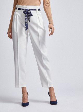 Biele nohavice Dorothy Perkins