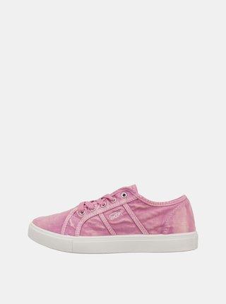 Ružové dámske tenisky SAM 73 Neema