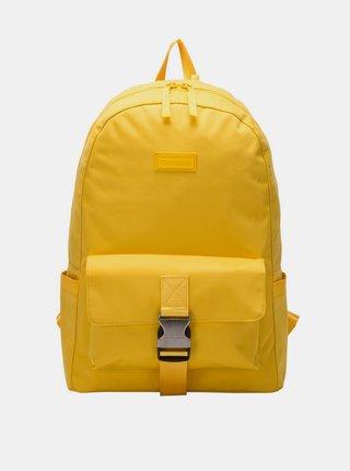 Žltý batoh Consigned Finlay Clip