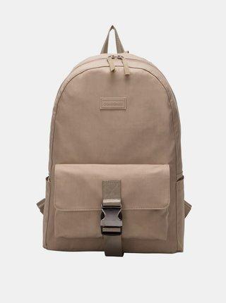 Béžový batoh Consigned Finlay Clip