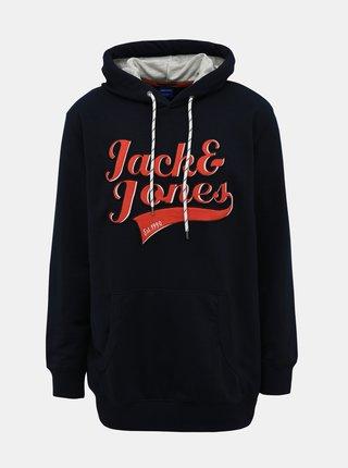Tmavomodrá mikina Jack & Jones Raydon