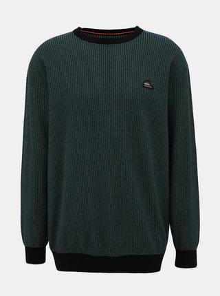 Tmavě zelený svetr Jack & Jones Neil