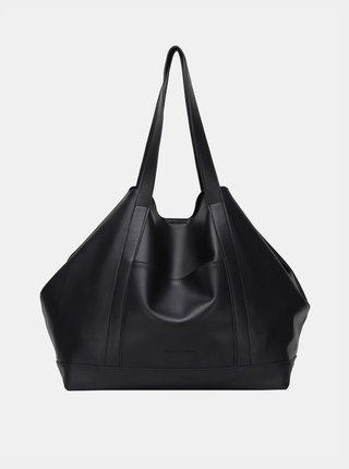 Čierny shopper Claudia Canova Darby