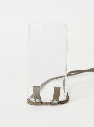 Transparentný obal na Iphone 7 Haily´s Carry