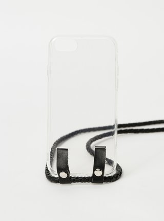 Transparentný obal na Iphone 8 Haily´s Carry