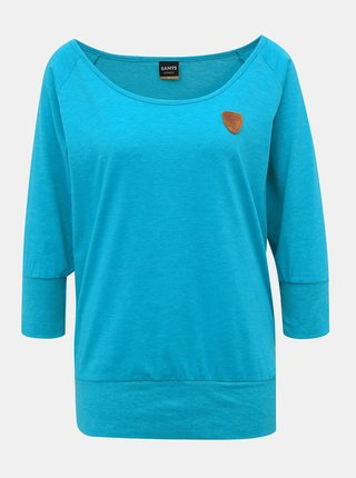 Modré dámske tričko SAM 73
