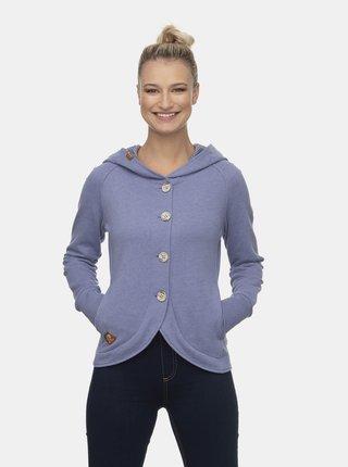 Světle modrá dámská mikina Ragwear Ava