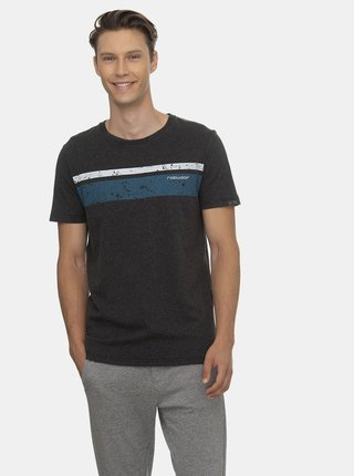 Tricouri pentru barbati Ragwear - negru