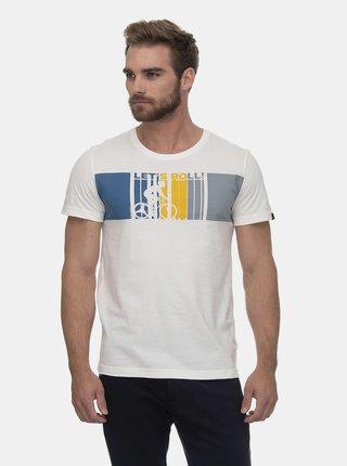 Tricouri pentru barbati Ragwear - alb