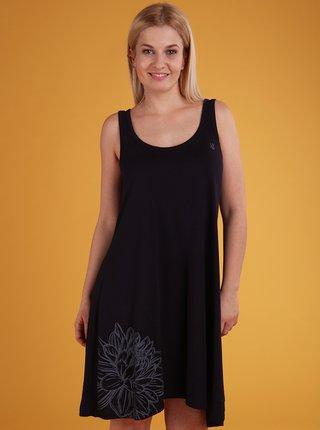 Tmavomodré šaty LOAP Astris