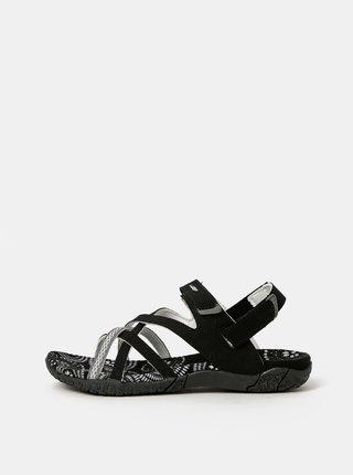 Černé dámské sandále LOAP Caipa