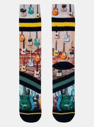 Hnedé pánske ponožky XPOOOS