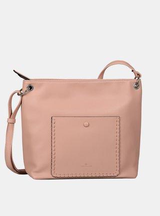 Ružová crossbody kabelka Tom Tailor Parma