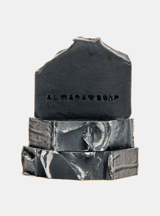 Černé mýdlo Almara Soap Black As My Soul