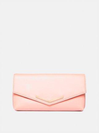 Ružová listová kabelka Dorothy Perkins