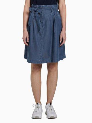 Modrá sukně Tom Tailor