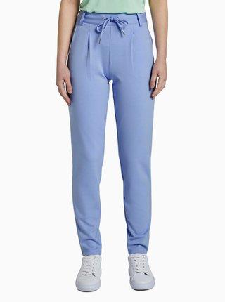 Pantaloni chino pentru femei Tom Tailor Denim - albastru deschis