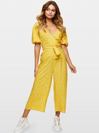 Žlutý overal Miss Selfridge