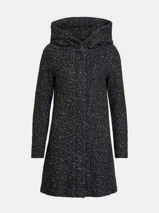 Černý kabát VILA