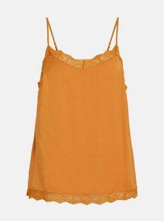 Oranžový top VILA