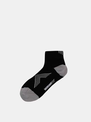 Černé kotníkové ponožky Marie Claire