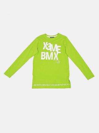 Zelené klučičí tričko Blue Seven