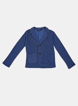 Modré chlapčenské sako Blue Seven