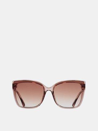 Růžové dámské sluneční brýle Haily´s Ines