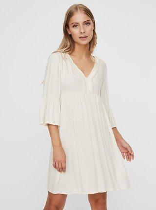Biele šaty VERO MODA Nelly