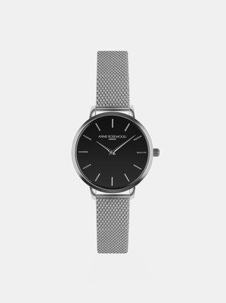 Dámske hodinky s nerezovým remienkom v striebornej farbe Annie Rosewood